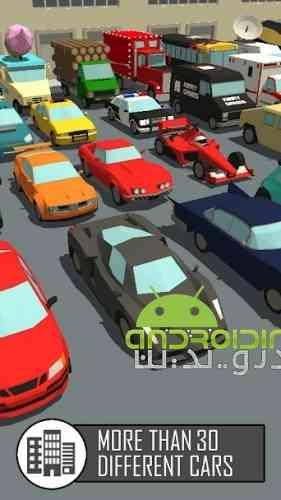 Commute: Heavy Traffic - بازی آرکید ترافیک سنگین