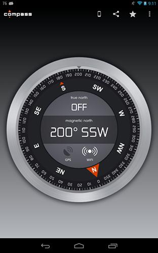 Compass Pro | قطب نمای دقیق و سریع و قدرتمند