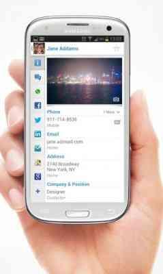 Contacts + | نرم افزار همه کاره در مدیریت مخاطبین ، پیامک ها و برقراری تماس
