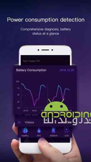 دانلود Cool Battery Saver 1.4.5 نرم افزار بهینه ساز مصرف باتری برای اندروید 4