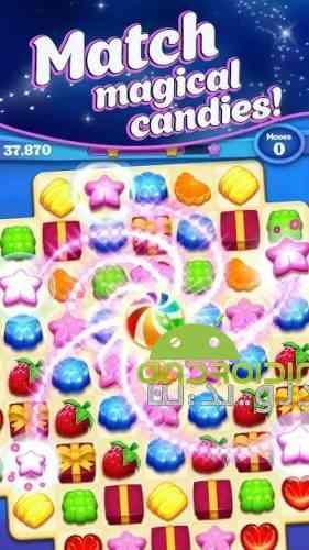 Crafty Candy – Match 3 Adventure - بازی آب نبات حیله گر - ماجراجویی