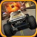 بازی رانندگی دیوانه وار Crazy Monster Truck 2 – Escape v1.0.2