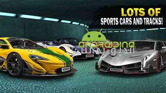 Crazy for Speed - بازی دیوانه سرعت