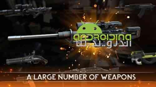 Critical Sniper Shooting- New modern gun fire game - بازی اکشن اسنایپر وضعیت بحرانی