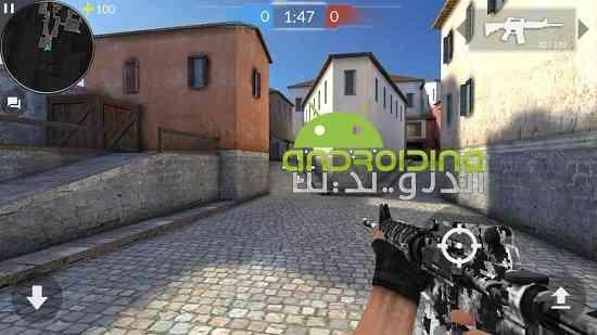 Critical Strike CS: Counter Terrorist Online FPS - بازی اکشن برخورد بحرانی کانتر استریک