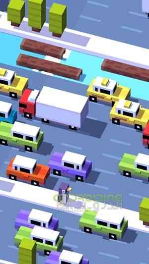 دانلود Crossy Road 2.3.3 بازی سرگرم کننده جاده صلیبی اندروید 3