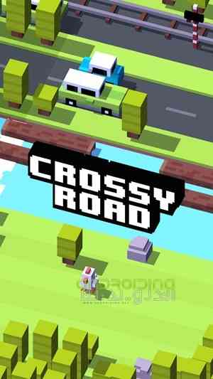 Crossy Road – جاده صلیبی