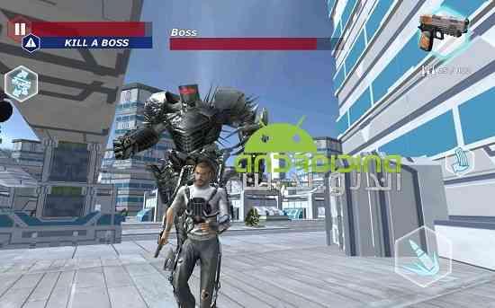 Cyber Gangster 3018 - بازی اکشن گانگستر سایبر 3018