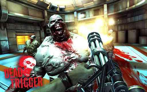 دانلود DEAD TRIGGER 1.9.5 بازی اکشن با گرافیک کم نظیر اندروید 2