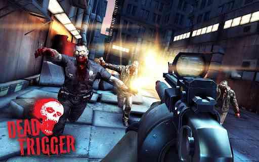 دانلود DEAD TRIGGER 1.9.5 بازی اکشن با گرافیک کم نظیر اندروید 1