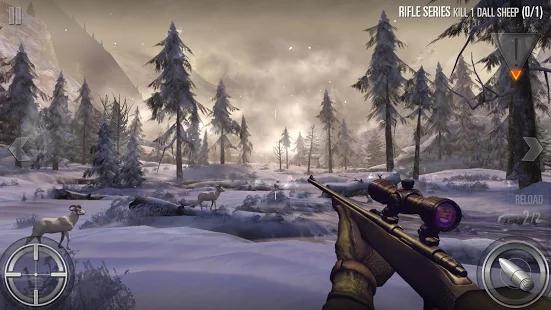 Deer Hunter 2016 | بازی زیبای شکارچی گوزن محصول Glu Mobile
