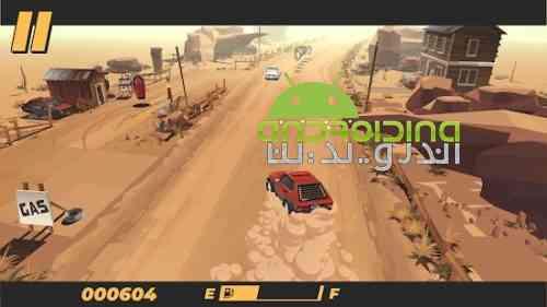 #DRIVE - بازی مسابقه ای رانندگی
