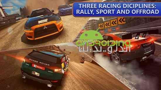 DRIVELINE : Rally, Asphalt and Off-Road Racing - بازی مسابقه ای خط رانندگی