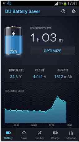 DU Battery Saver Pro丨Power Doctor | کنترل و مدیریت باطری