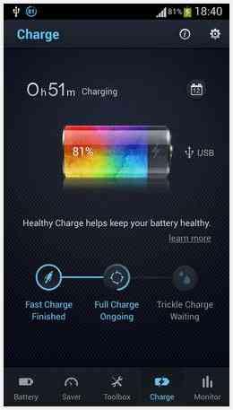 انلود DU Battery Saver Pro 4.8.0.5 کنترل و مدیریت باطری اندروید 2
