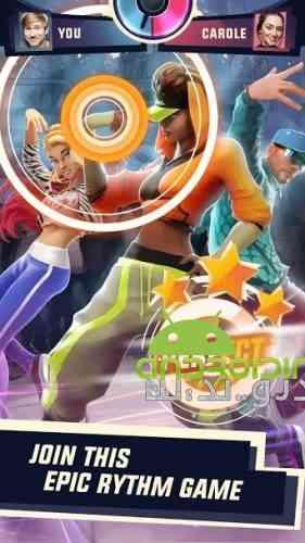 Dance Fight - بازی موزیکال مبارزه با رقص