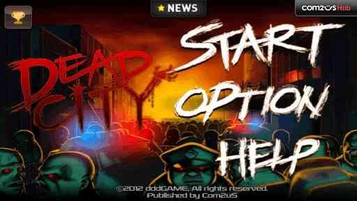 دانلود بازی شهر مرگ برای اندروید – Dead City 1.0.5 1