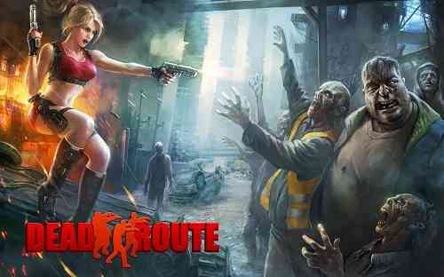 Dead Route | بازی اکشن جاده مرده از شرکت بزرگ بازی سازی Glu Mobile