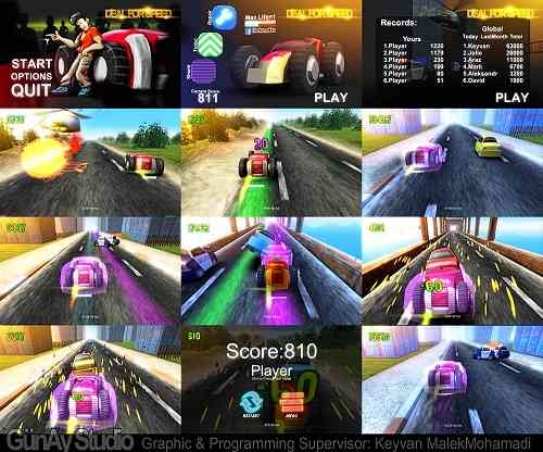 دانلود Deal for Speed v1.1 بازی ایرانی جدل بر روی سرعت 3