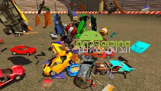 Derby Destruction Simulator - بازی شبیه ساز تخریب