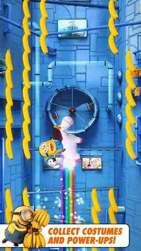 دانلود Minion Rush Despicable Me 5.1.0g بازی تفریحی جذاب نفرت اور اندروید 4
