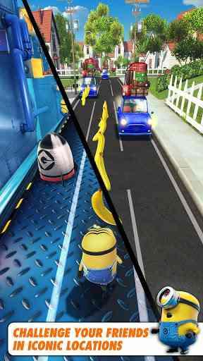 دانلود Minion Rush Despicable Me Official Game 5.0.0g بازی تفریحی جذاب نفرت اور اندروید 2