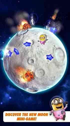 دانلود Minion Rush Despicable Me 5.1.0g بازی تفریحی جذاب نفرت اور اندروید 3