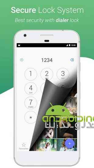 Dialer Vault-VaultDroid Hide Photo Video