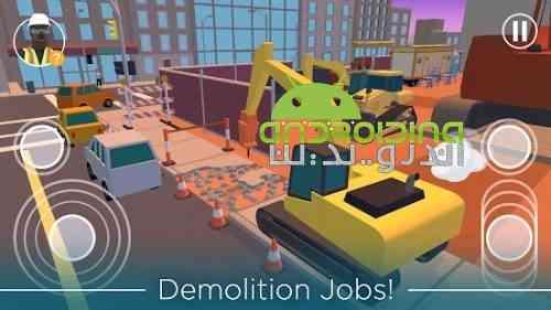 Dig In: An Excavator Game - بازی حفاری: ماجرای بیل مکانیکی
