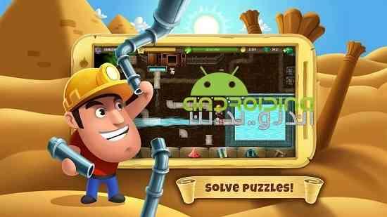 Diggy's Adventure - بازی سرگرم کننده ماجراجویی دیگی