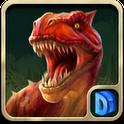 بازی جذاب جنگ دایناسورها Dinosaur War v1.0