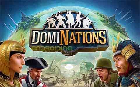 DomiNations - بازی سلطنت ها