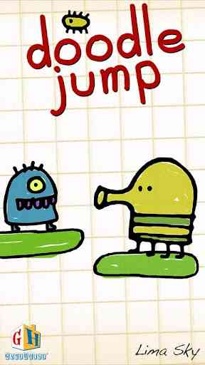 Doodle Jump | بازی اعتیاد اور پرش دودل