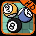دانلود Doodle Pool HD v1.7 بازی زیبای بیلیارد