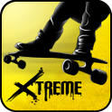Downhill Xtreme 1.0.1 بازی زیبای اسکیت سواری