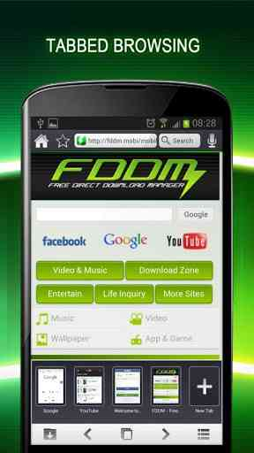 Download Manager for Android | مدیریت دانلود