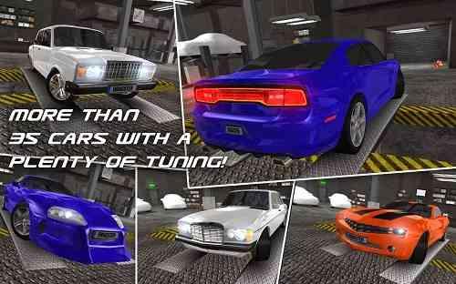 دانلود Drag Racing 3D v1.7.1 بازی سه بعدی مسابقات ماشین سواری