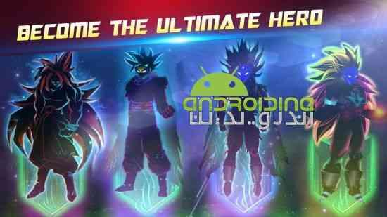Dragon Shadow Battle 2 Legend: Super Hero Warriors - بازی افسانه جنگ 2 سایه اژدها:سوپر قهرمانان جنگجو