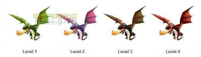 اموزش بازی Clash of Clans : دراگون Dragon