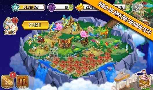 Dragon City – شهر اژدها
