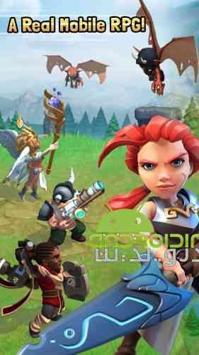 Dragonstone: Kingdoms - بازی سنگ اژدها: پادشاهی