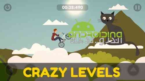 Draw Rider 2 Plus - بازی کشیدن مسابقه دهنده 2