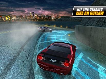 Drift Mania: Street Outlaws - بازی ماشین سواری دریفت خیابانی اندروید از Ratrod Studio Inc.