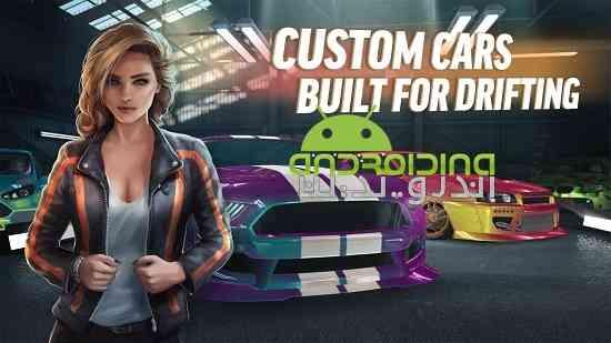 Drift Max Pro - Car Drifting Game - بازی مسابقهای حداکثر دریفت حرفهای
