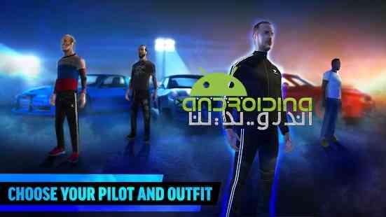 Drift Max World – Drift Racing Game - بازی مسابقه ای حداکثر دریفت جهانی