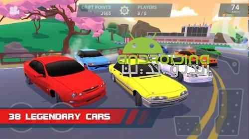 Drift Straya Online - بازی مسابقه ای دریفت آنلاین