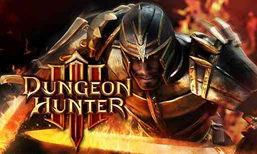 بازی جنگی و اساطیری Dungeon Hunter 3 v1.0.8 1