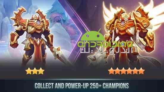 Dungeon Hunter Champions: Epic Online Action RPG - بازی قهرمان شکارچی سیاه چال