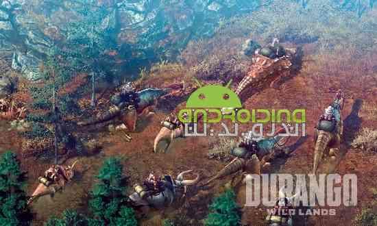 دانلود Durango: Wild Lands 2.19.0 بازی انلاین دورانگو: سرزمین های وحشی اندروید 2