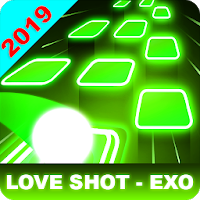 EXO Hop: Dancing Tiles Game 2019